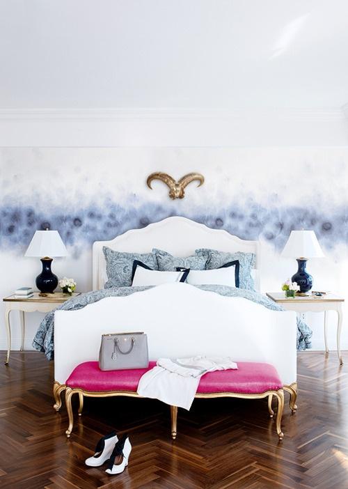 Modern Bohemian Bedroom rooms we love: a modern bohemian bedroom