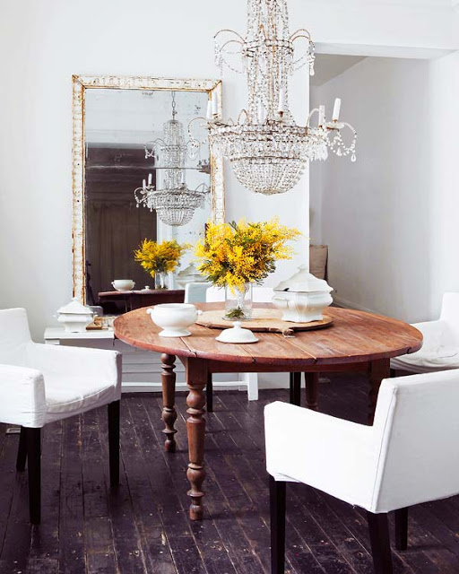 A Good Farmhouse Table And Believe That They Work In Just About Any Style Home Our Mind While The Bones Of Space Do Somewhat Dictate Design