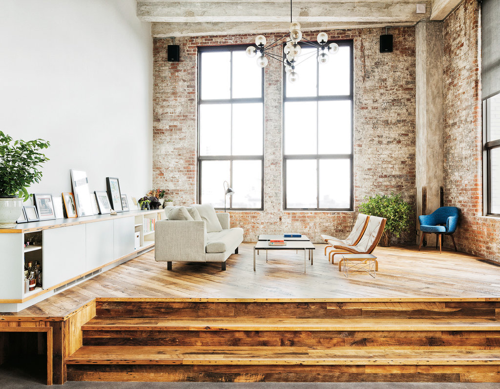 Living In: David Karp of Tumblr and his Brooklyn Loft | Kathy Kuo ...