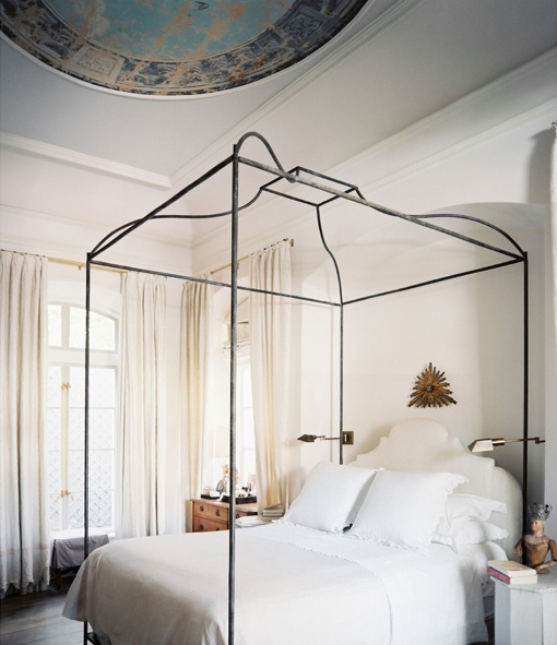 Crushing On Canopy Beds