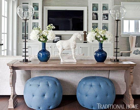 wonderful giuliana bill living room | Living In: Bill and Giuliana Rancic's LA Abode | Kathy Kuo ...