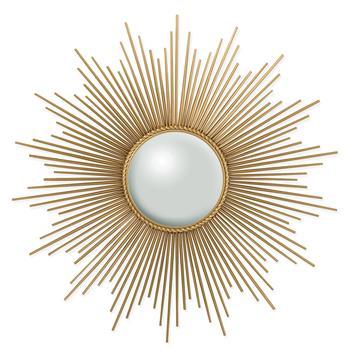 Alessandra-Hollywood-Regency-Gold-Sunburst-Convex-Mirror-6462