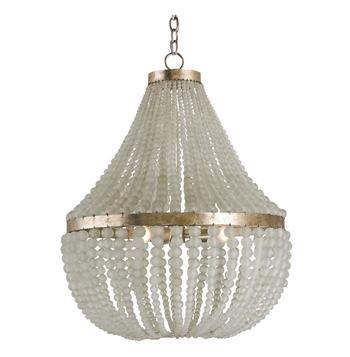 Edisto-Hollywood-Regency-Style-White-Beaded-Chandelier-4965