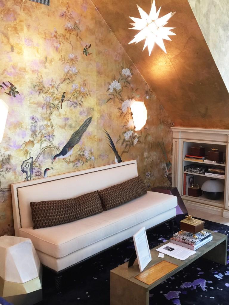 """Bennett Leifer's """"Lounge"""""""
