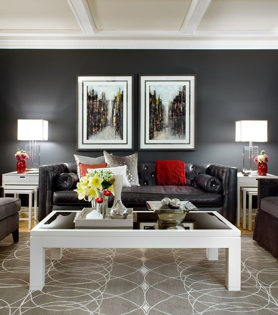 how to design a masculine room & How To Design a Masculine Room You Love Too | Kathy Kuo Blog | Kathy ...