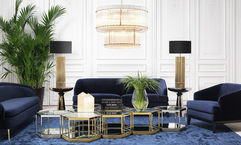 Hollywood Regency Style Furniture, Decor & Lighting