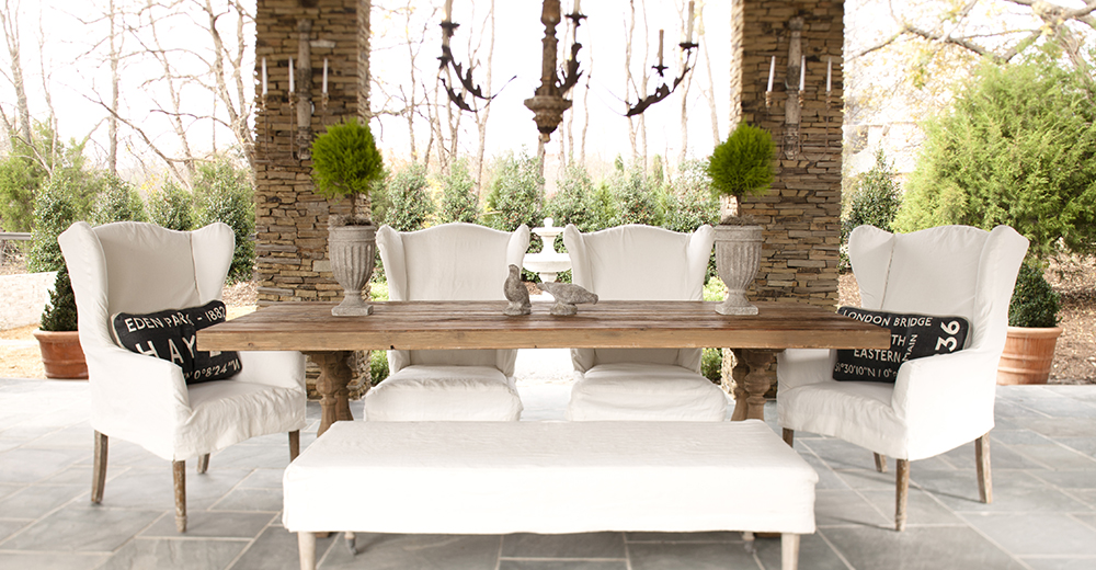 French Country Outdoor Furniture ...