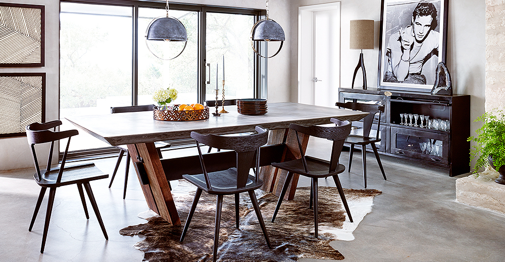 ... Modern Industrial Dining Room Furniture ...