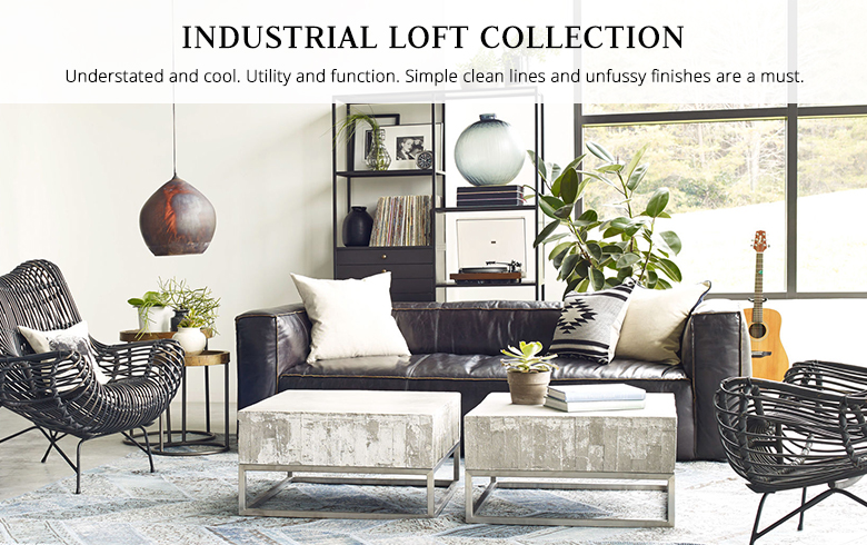 Industrial Furniture Amp Industrial Lighting Kathy Kuo Home