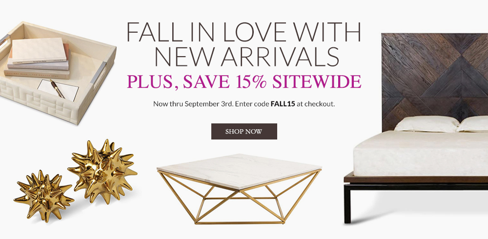 Fall in Love with New Arrivals