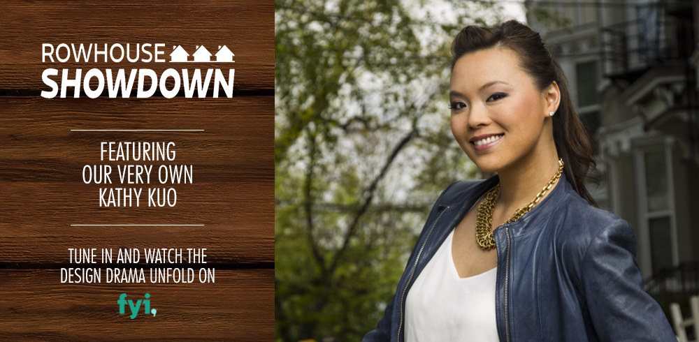 RowHouse ShowDown featuring Kathy Kuo
