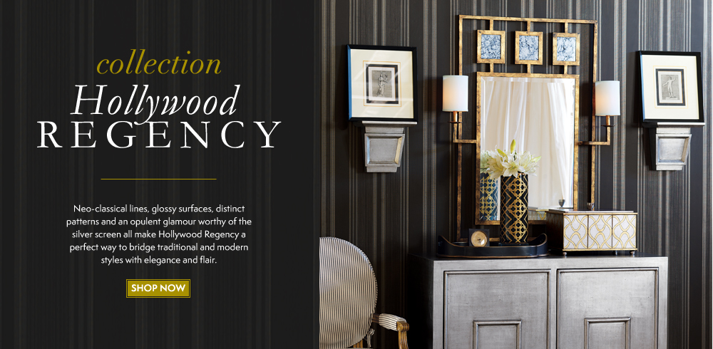 Hollywood Regency Collection