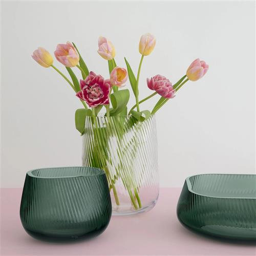Large Spring Green Centerpeice Bowl