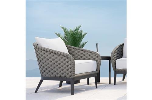 Sunset West Marbella Modern Grey Woven, Sunset West Outdoor Furniture