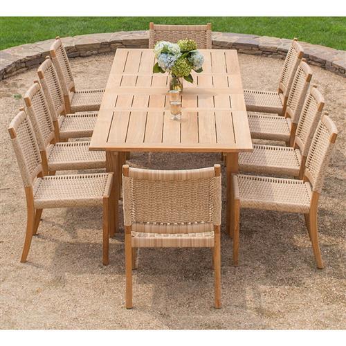 Kingsley Bate Hyannis Teak Rectangular, Kingsley Bates Furniture