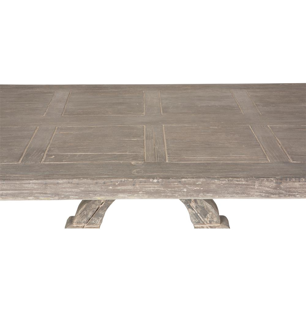 ronald french country indoor outdoor distressed grey