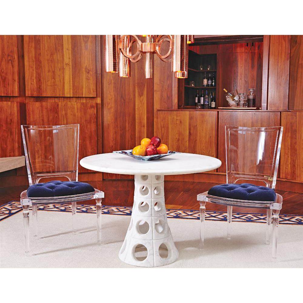 100 Acrylic Dining Room Chairs Glass