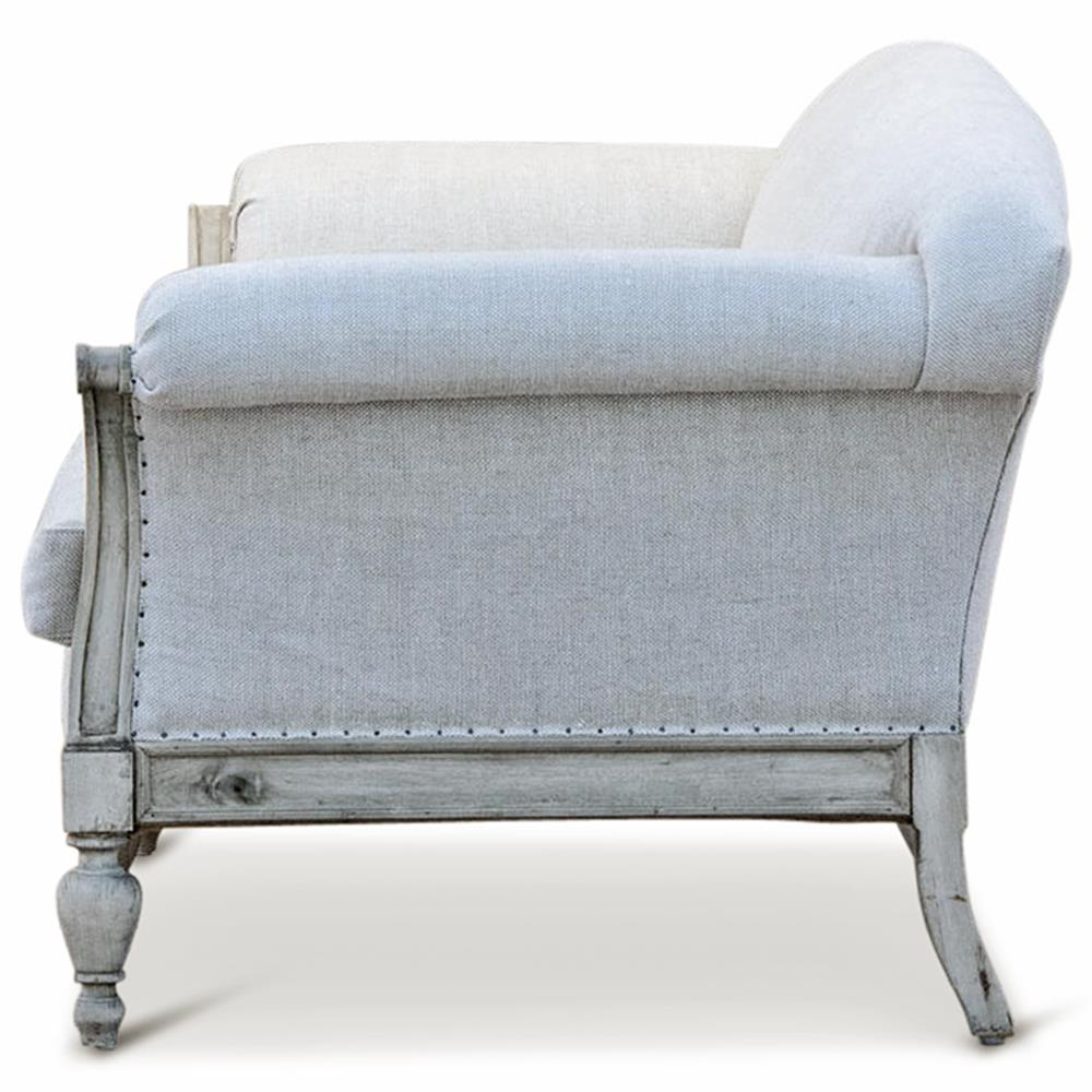 quint french country light grey linen sun bleached walnut. Black Bedroom Furniture Sets. Home Design Ideas