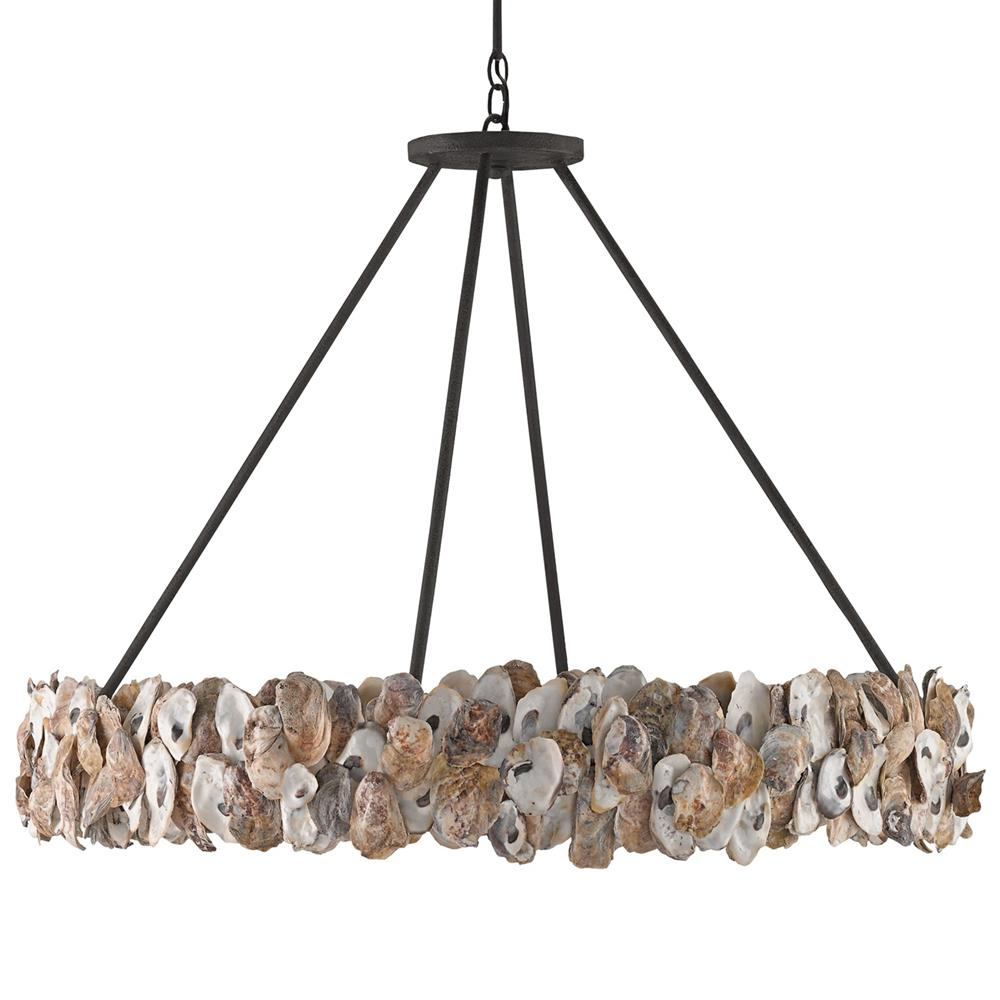 w originals tier crystal chandelier three oyster lco accents lowcountry slika product shell