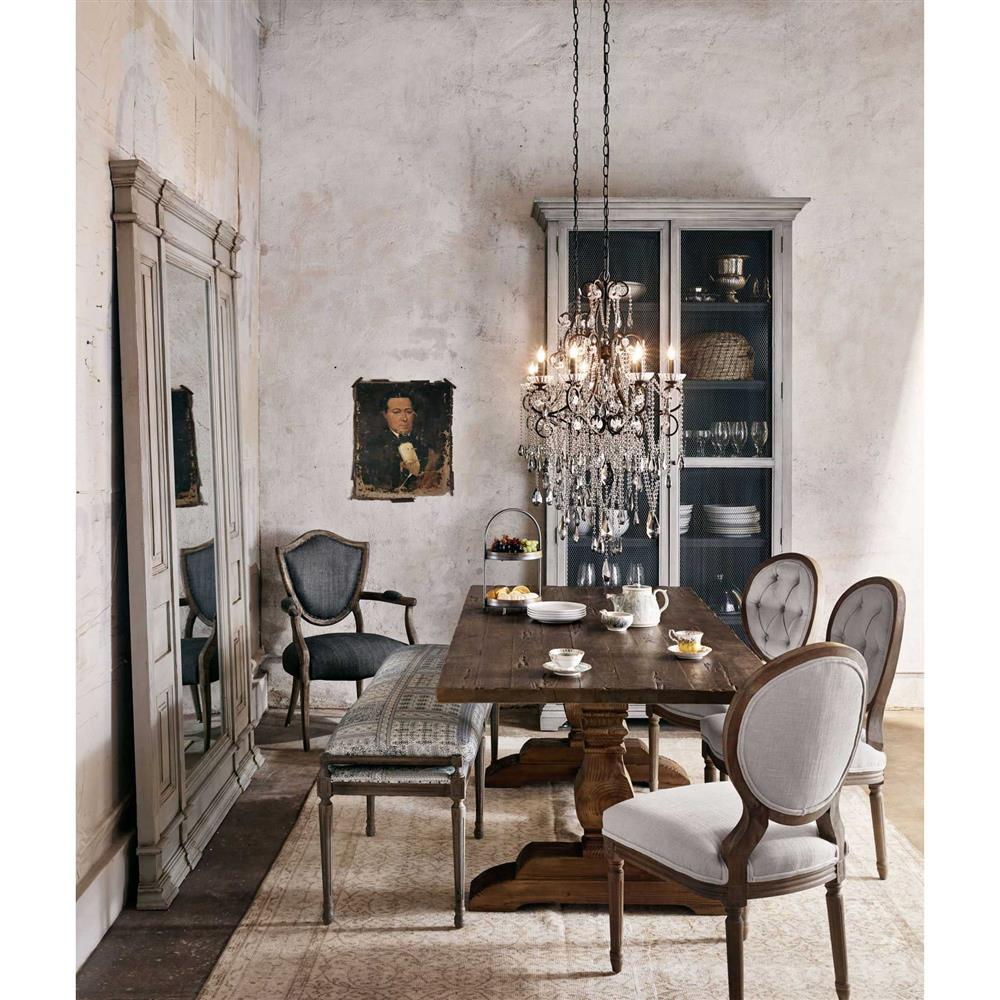 French country dining furniture -  Full Size