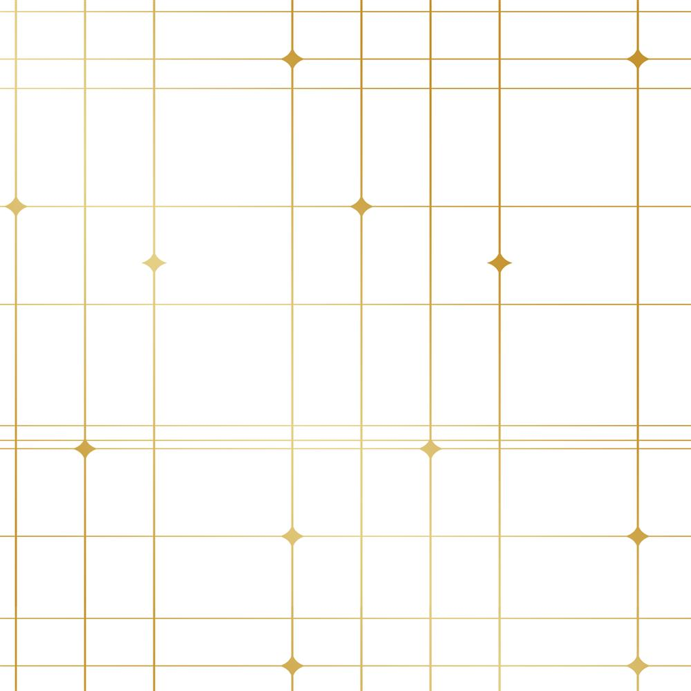thermoscad industrial loft gold white removable wallpaper