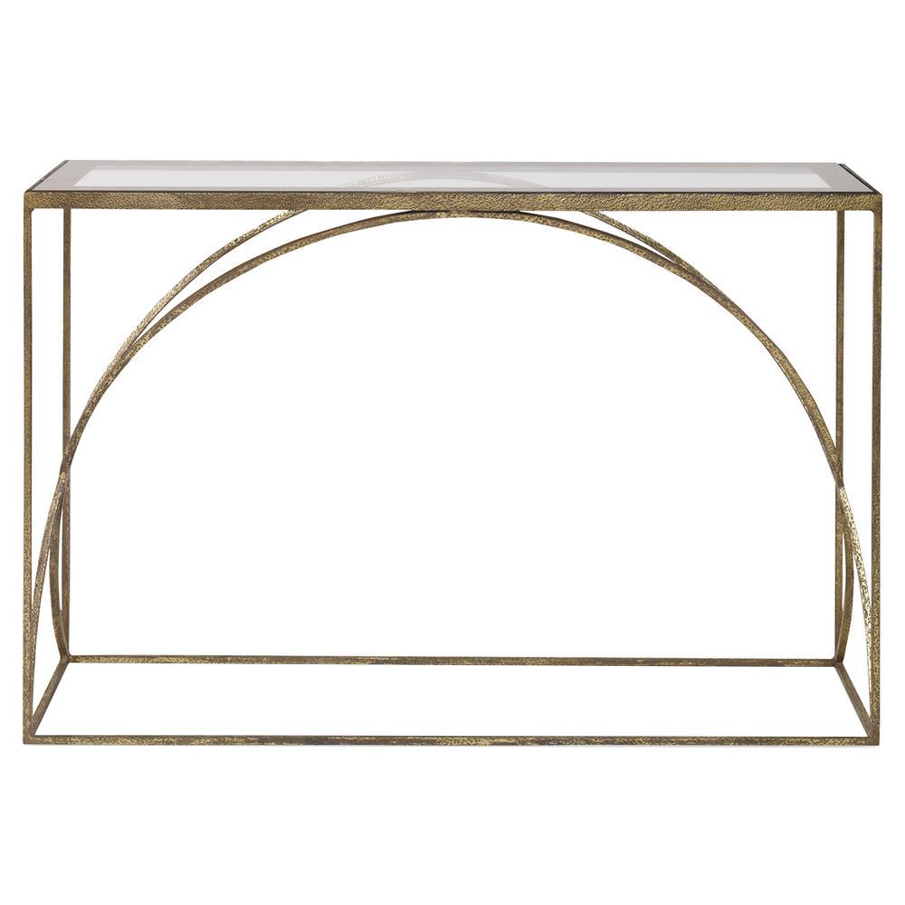 Mr Brown Adelaide Modern Classic Arch Champagne Gold