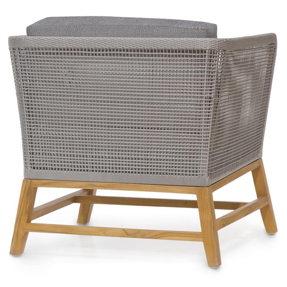 Teak outdoor lounge chairs - View Full Size