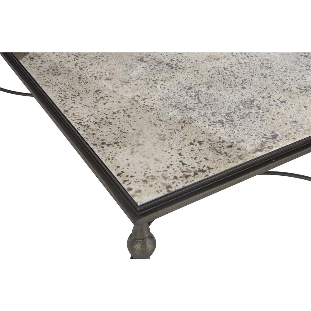 Lala industrial regency antique silver mirror coffee table kathy lala industrial regency antique silver mirror coffee table kathy kuo home view full size geotapseo Image collections