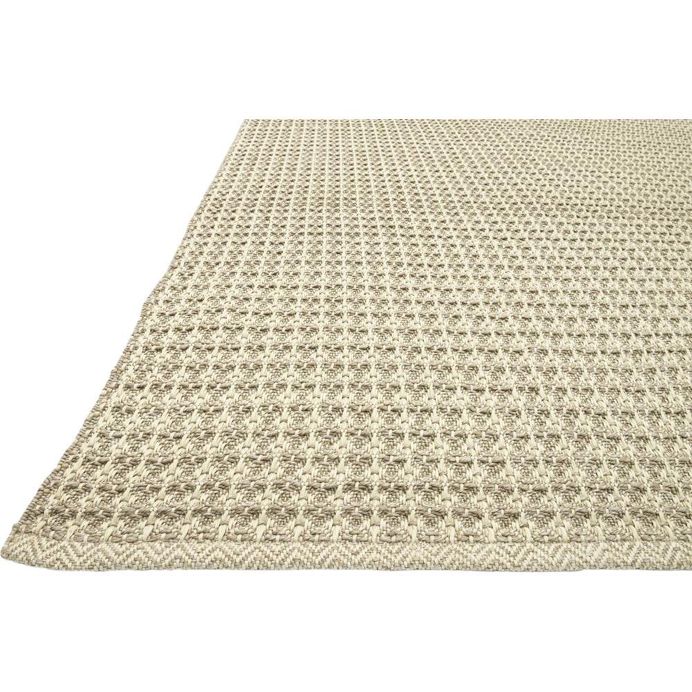 caleta coastal natural beige medallion outdoor rug