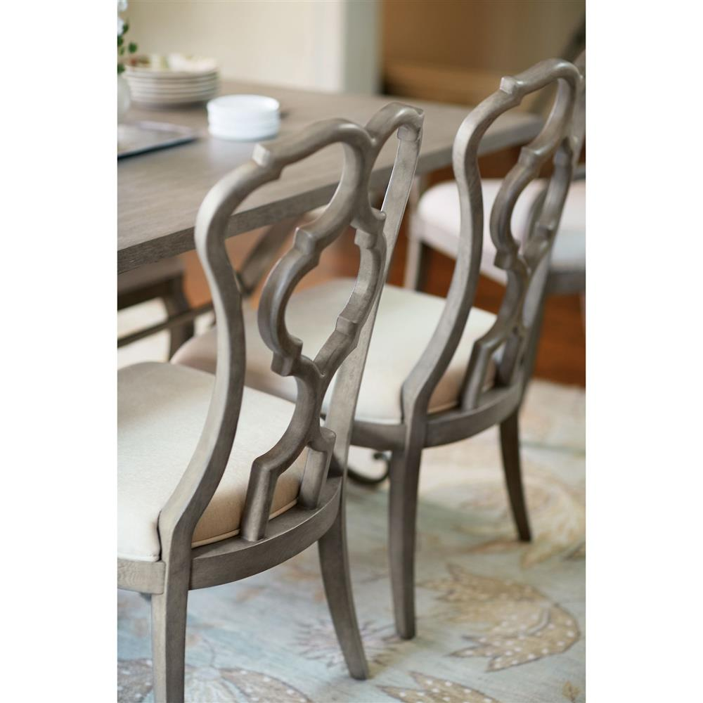 French Country Upholstered Dining Chairs Home Ideas