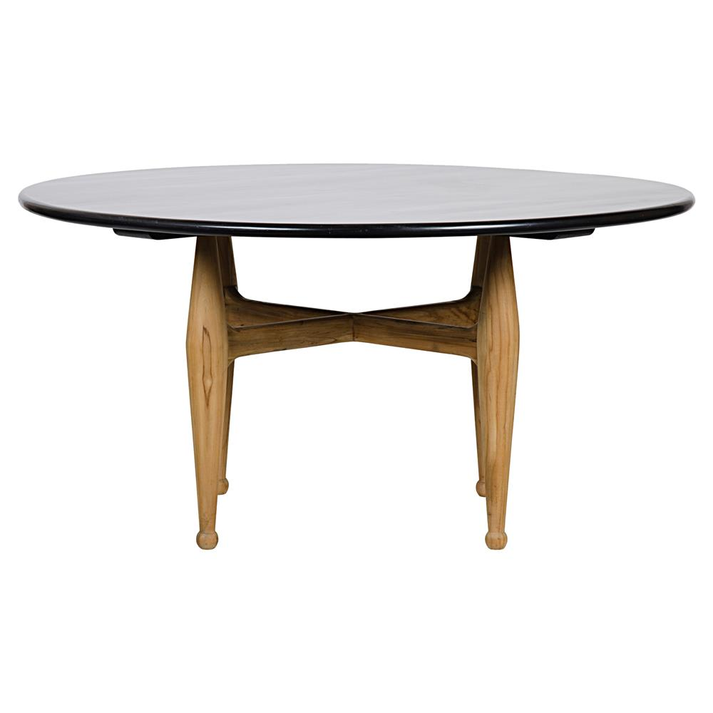 Granville Modern Teak Hand Rubbed Black Mahogany Dining  : product194982 from www.kathykuohome.com size 1000 x 1000 jpeg 36kB