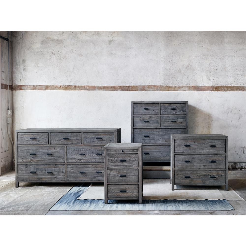 a collection weekend create gray grey entryway rustic by country stain the look bench furniture veneer dresser of wildwood wood images with