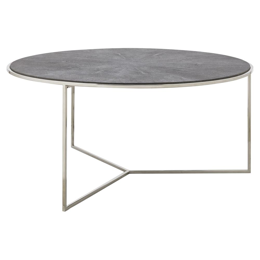 How To Stage A Round Coffee Table For Home Sale
