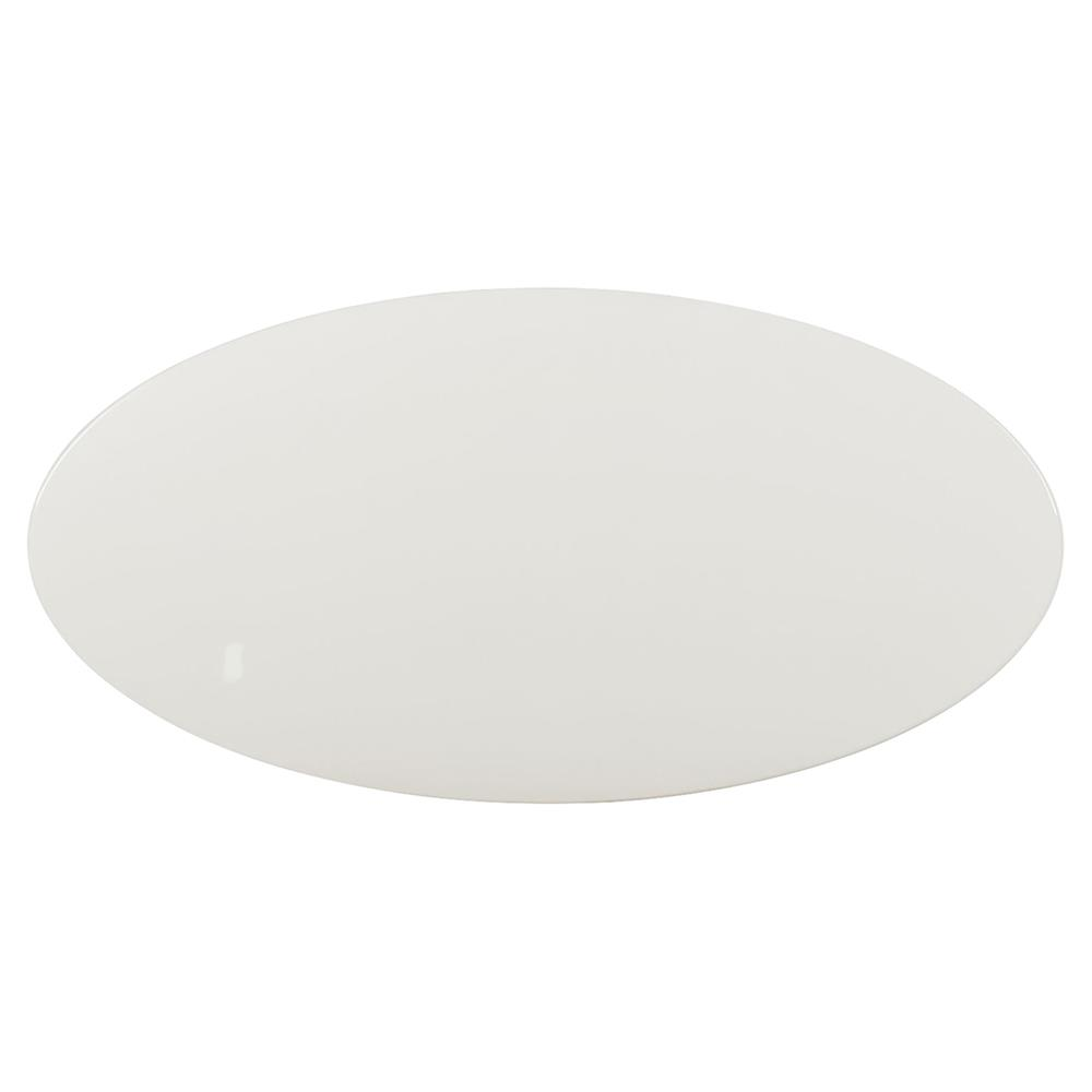 White Lacquer Coffee Table Tagg Lodge White Lacquer Oval Oak Coffee Table Kathy Kuo Home
