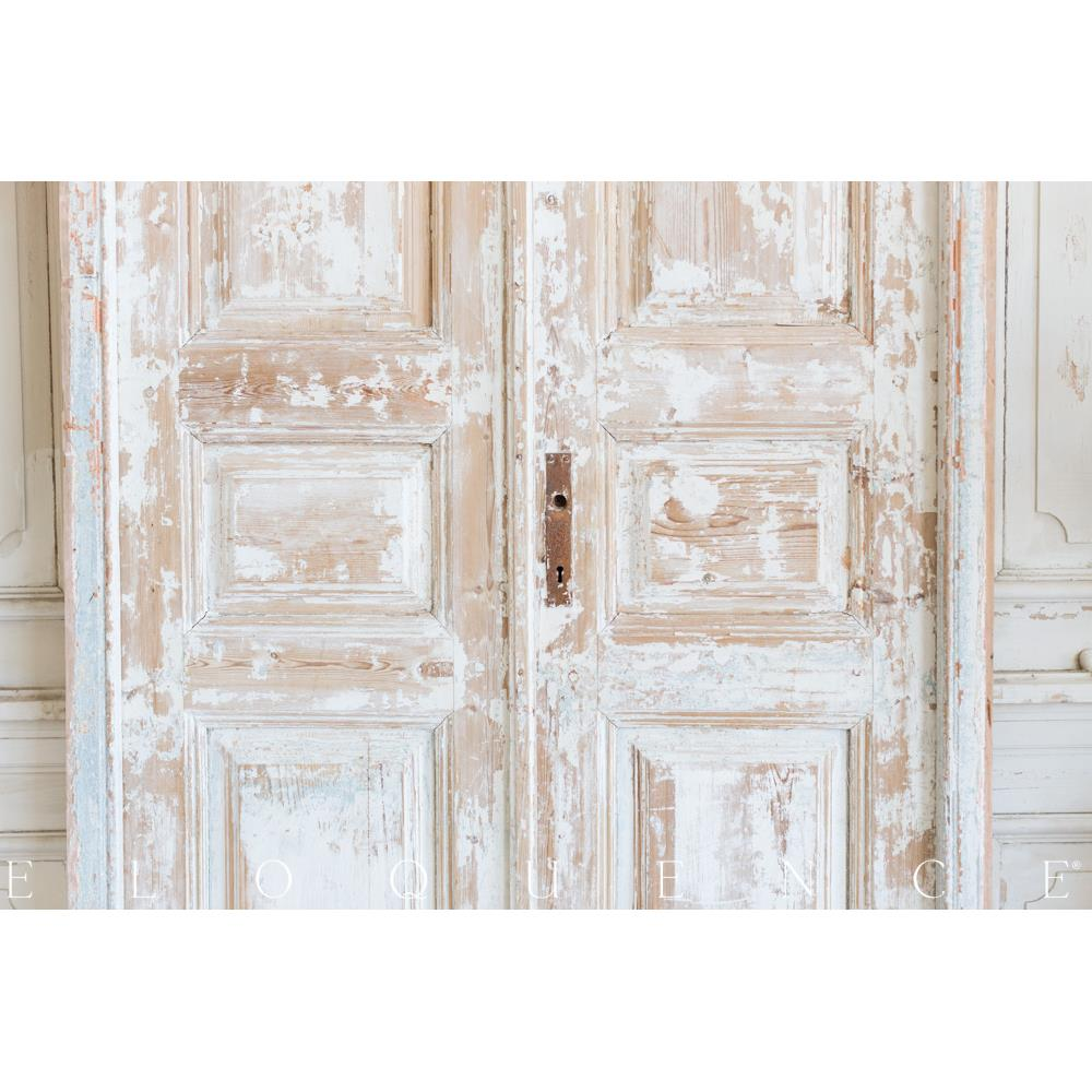 French country style vintage doors 1940 kathy kuo home for French country doors