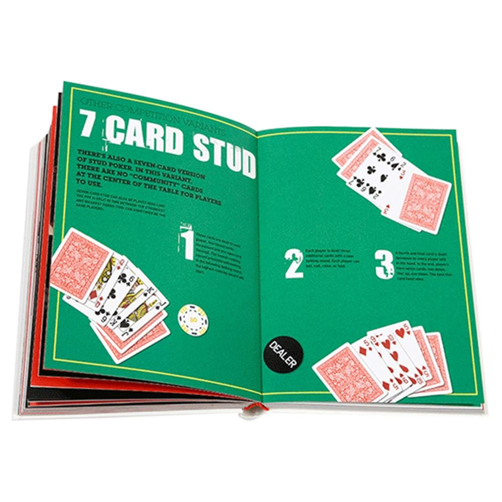 Poker the ultimate book