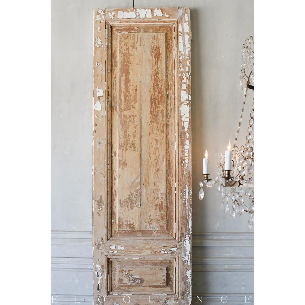 French country style eloquence vintage door 1940 kathy for French style entry doors