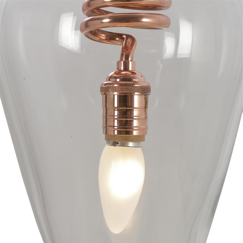 Kelly hoppen brando industrial loft parabolic glass shade copper kelly hoppen brando industrial loft parabolic glass shade copper pendant light kathy kuo home arubaitofo Choice Image