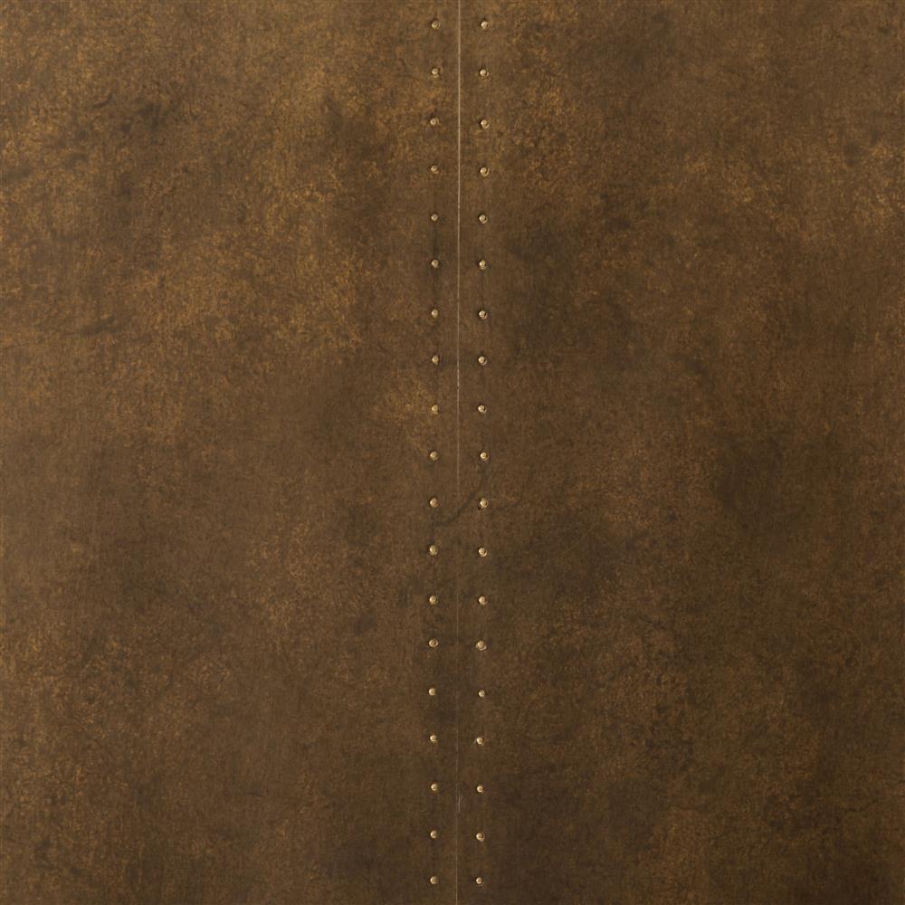 Rollins Industrial Loft Bronze Iron Console Table: Miko Industrial Loft Minimalist Brass Metal Console Table