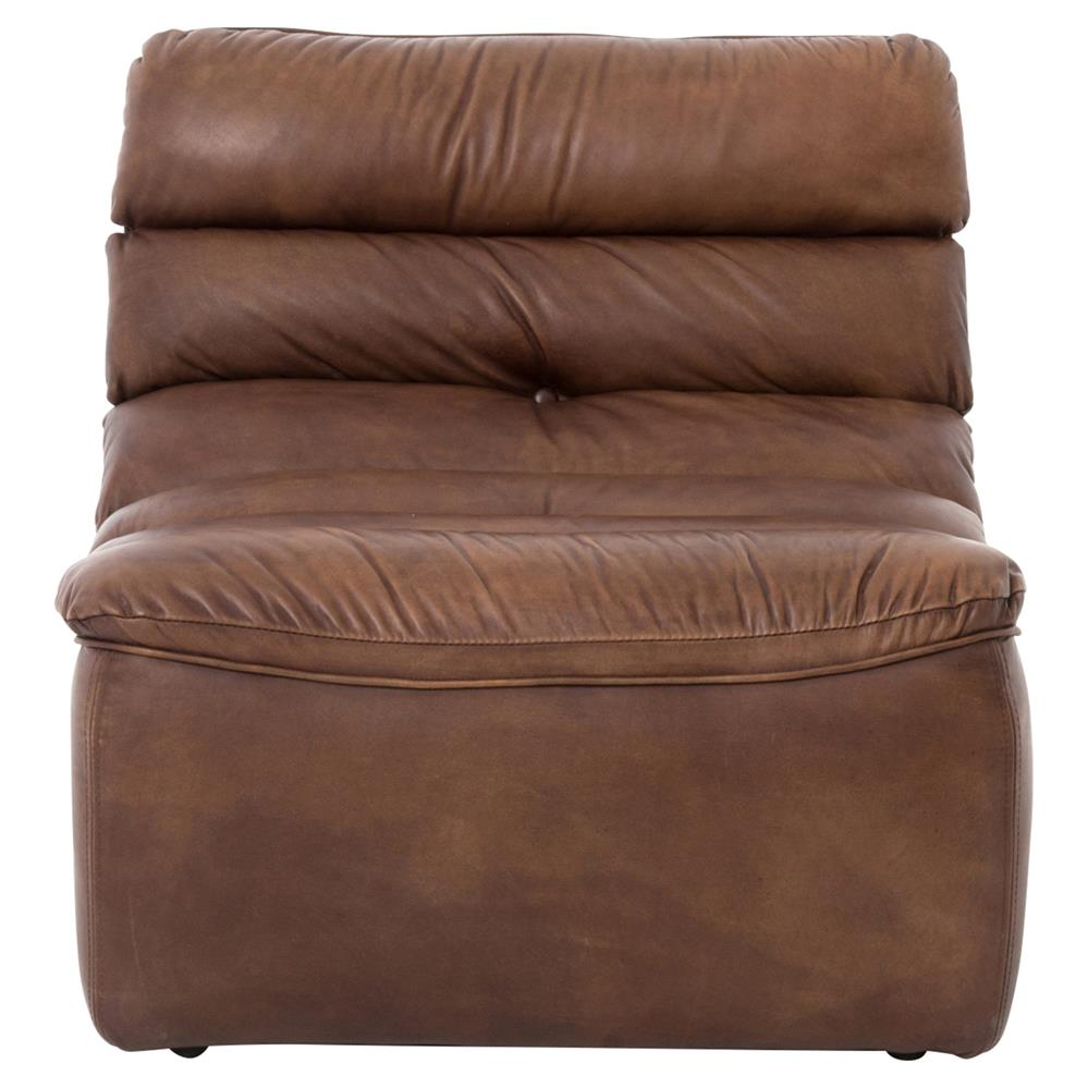 hei leather wid chaise zoom reviews brown crate hero ii furn barrel right web arm lounge and