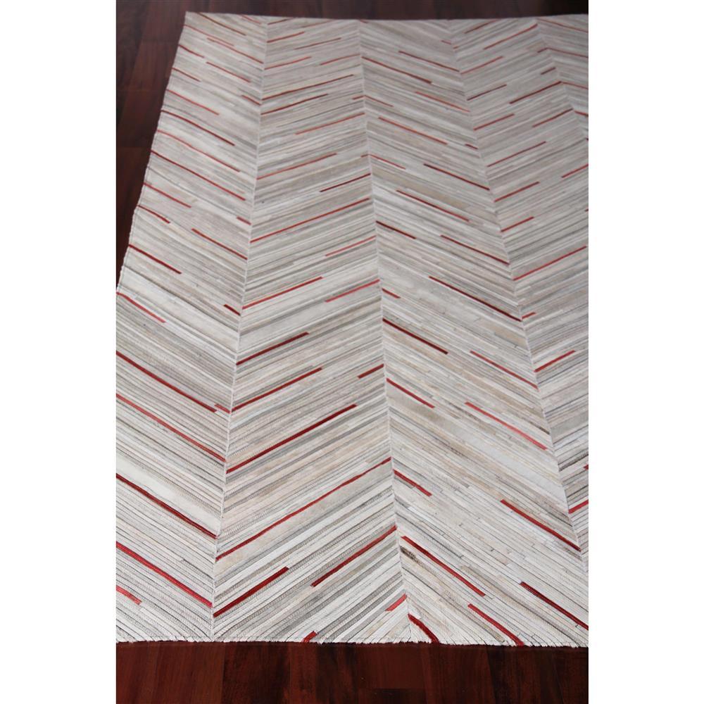 Chevron Stripe Rug: Exquisite Rugs Natural Hide Modern Classic Chevron Pattern