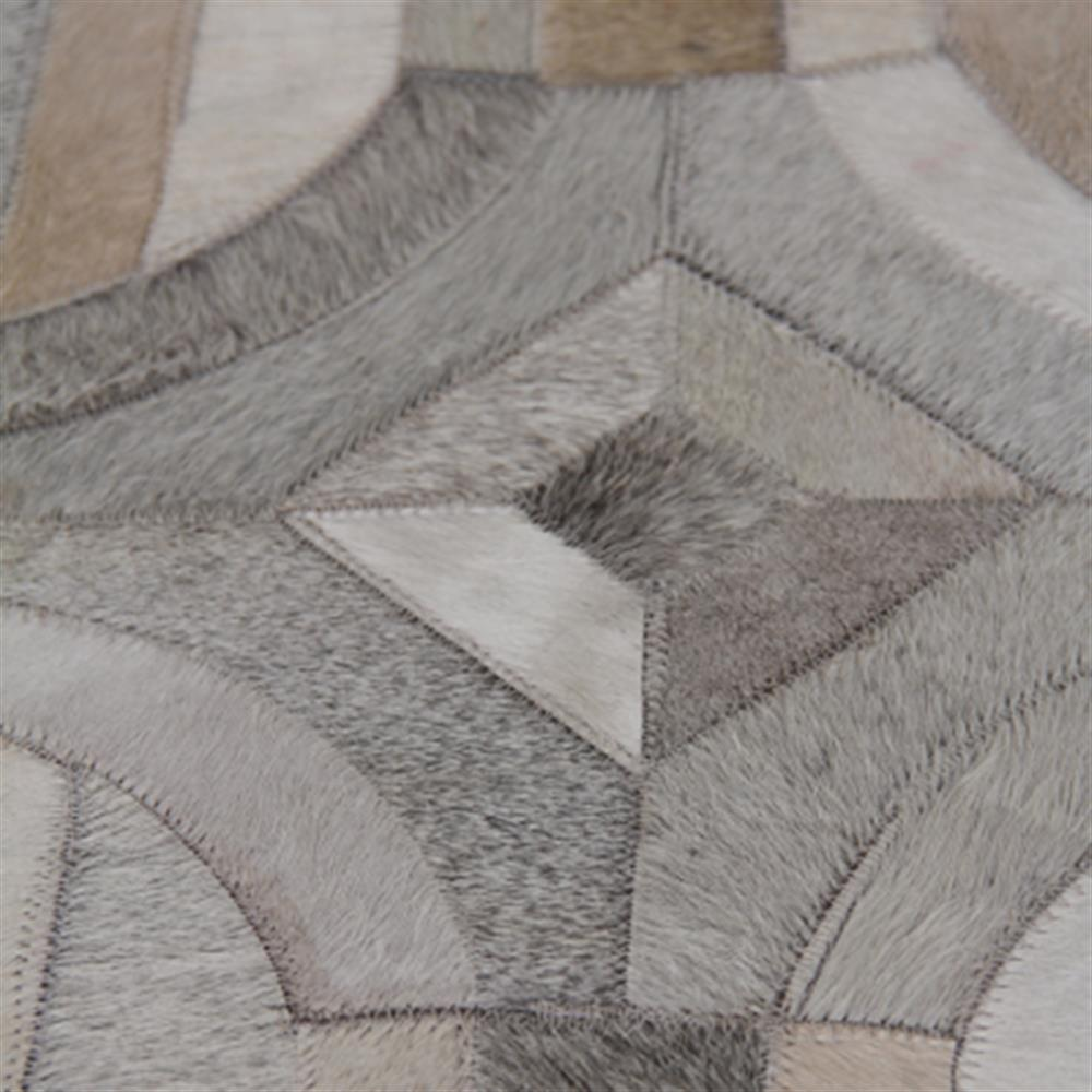 Modern Nature Rug: Exquisite Rugs Natural Hide Modern Classic Arch Pattern