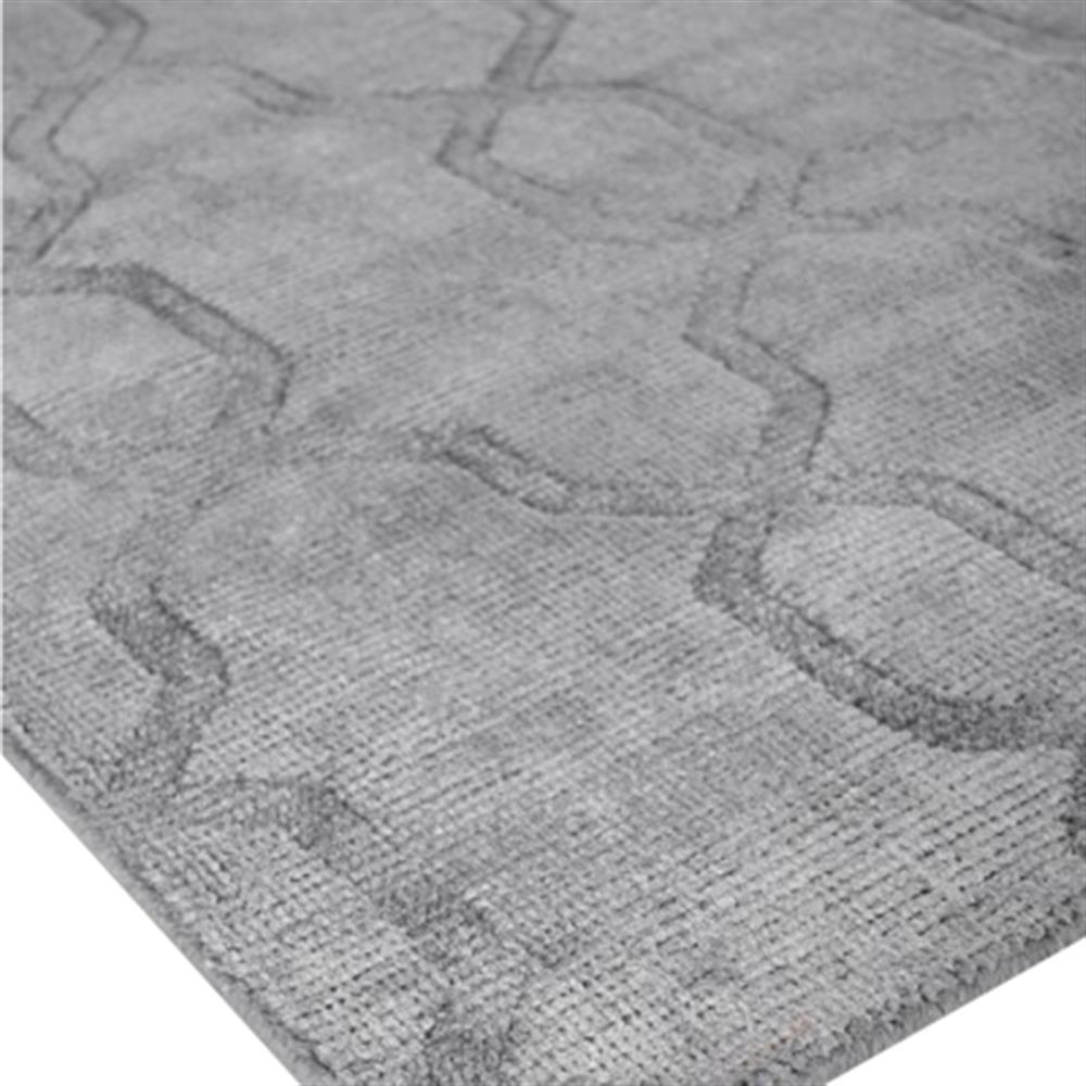 Exquisite Rugs Samara Modern Classic Moroccan Pattern Grey