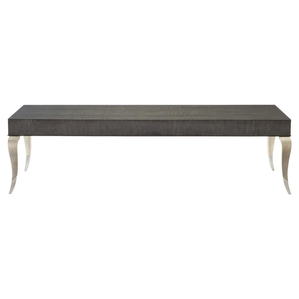 ... Silver Leaf Rectangular Coffee Table | Kathy Kuo Home. View Full Size  ...