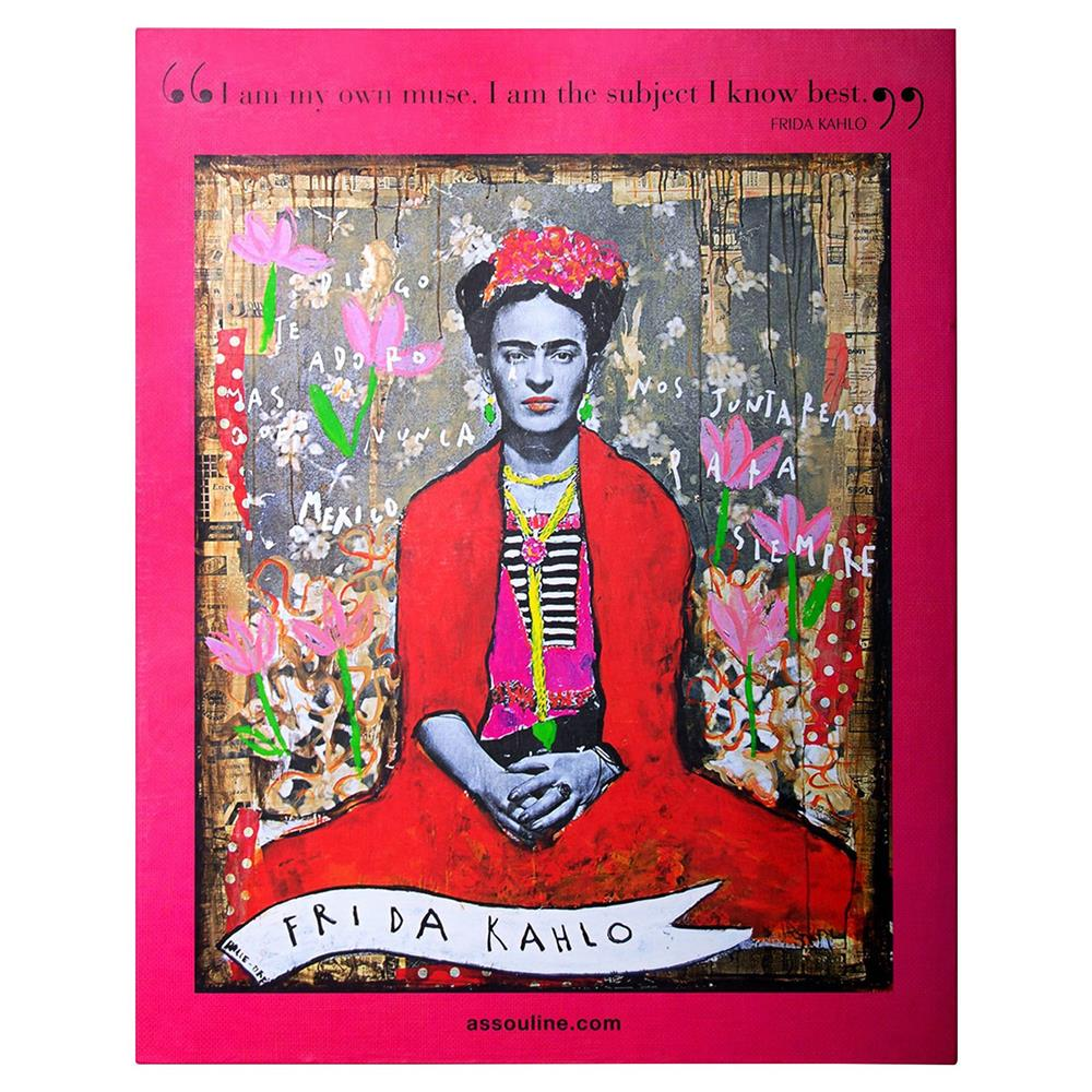 The Fashion Book Hardcover : Frida kahlo fashion as the art of being assouline