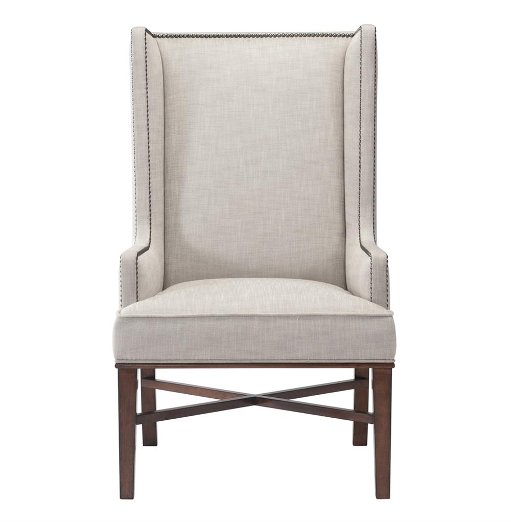 Jacqueline Hostess Wing Back Occasional Dining Arm Chair  : product31361 from www.kathykuohome.com size 1000 x 1021 jpeg 59kB