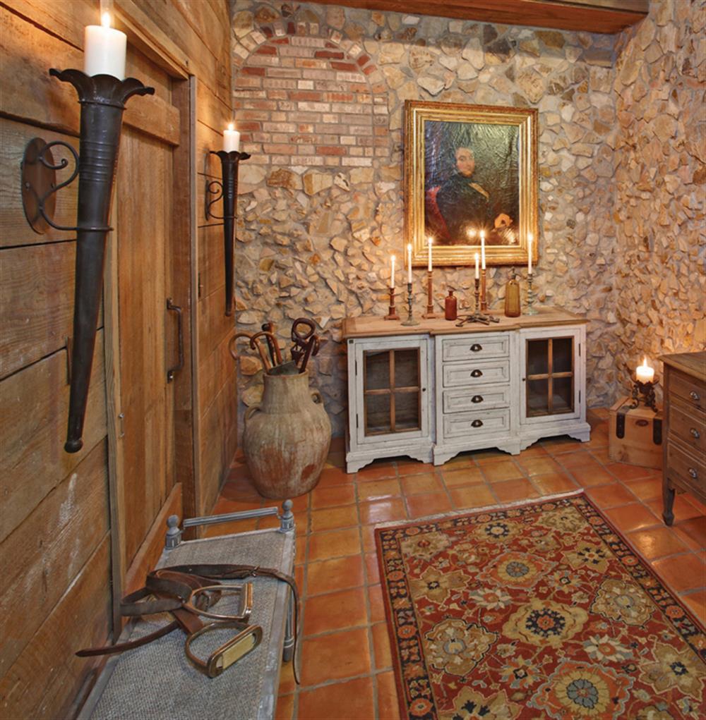 Francis Swedish Gustavian White Wash Narrow Caned Bench