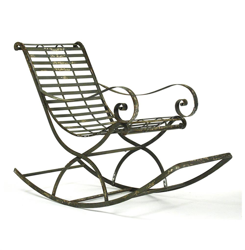 Furniture:Modern Rocking Chair For Nursery — Home Interiors Solid Wood  Leather Rocker