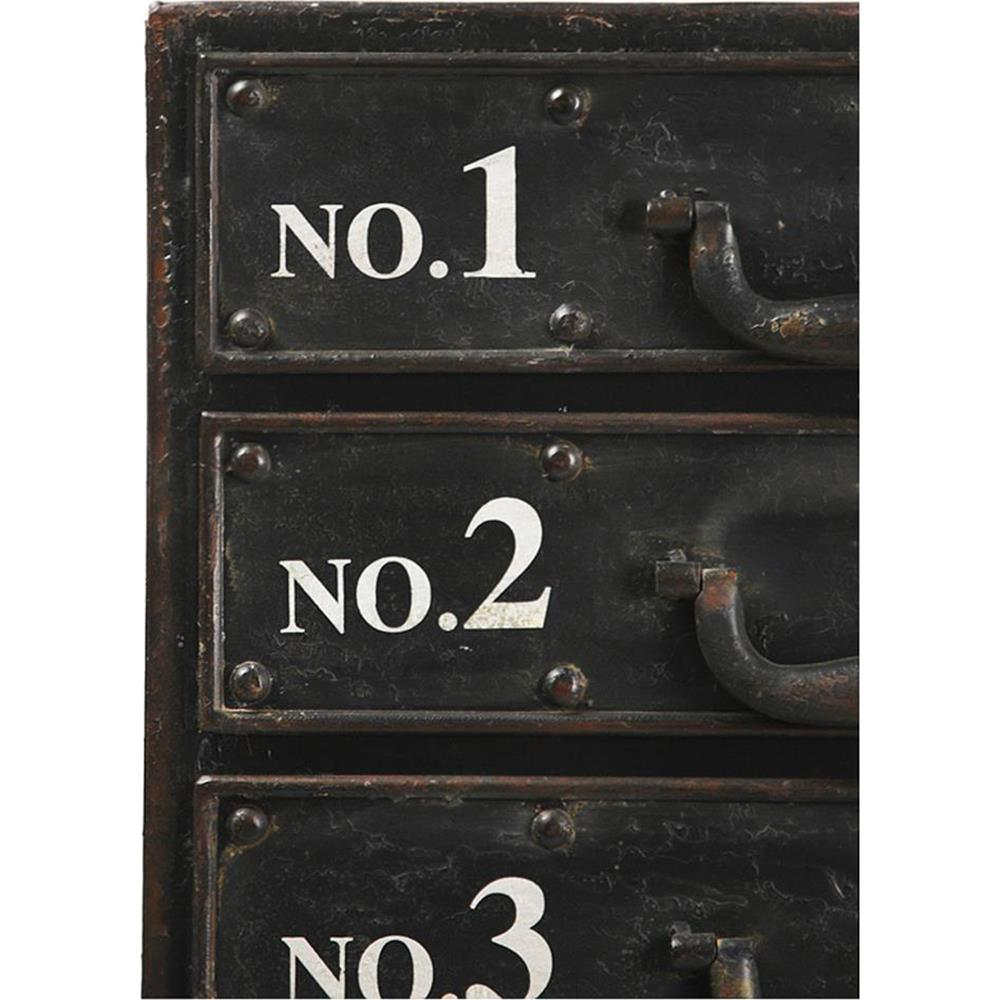 Industrial Loft 8 Drawer Rustic Iron Tall Dresser   Kathy Kuo Home