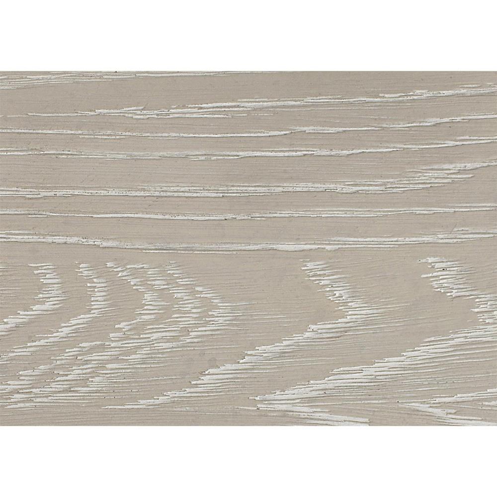 John Modern Classic Ivory Wood Top Bronze Metal Extendable ...